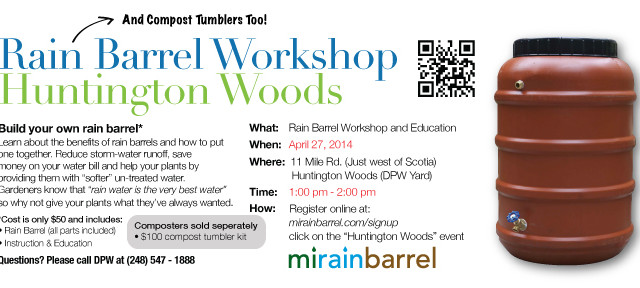 huntington-woods-rain-barrel-workshop-flyer-2014-copy
