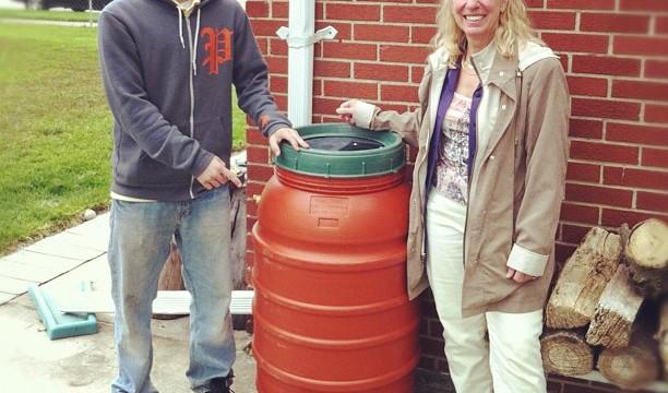 RealEstate411 Rain Barrel Winner